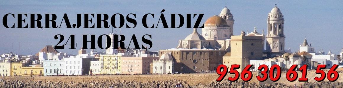 Cerrajeros Cádiz